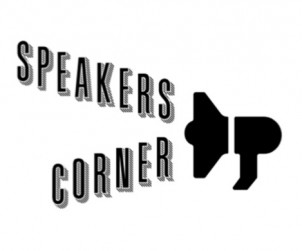 Logo Speakers corner