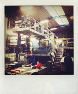printing @Corelio