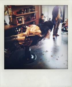 Chaplins Barber shop