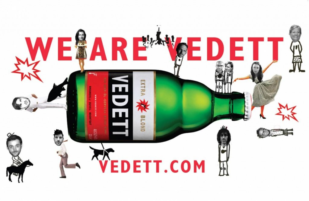 We Are Vedett